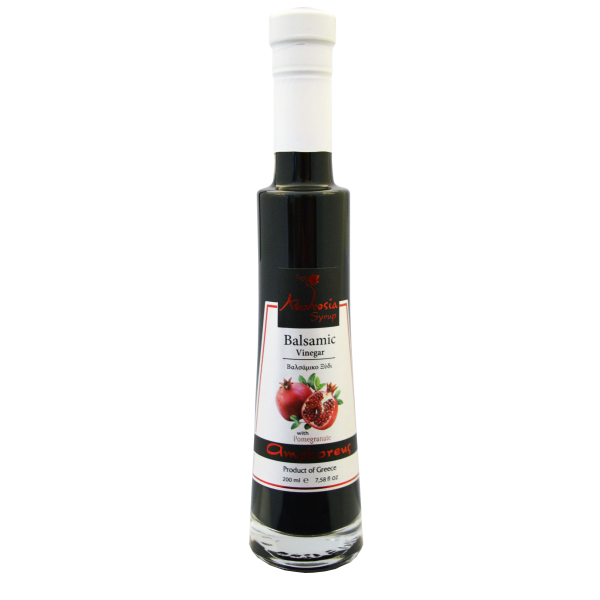 Balsamic Vinegar with Pomegranate 200ml