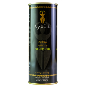 Extra Virgin Olive Oil CYBELE series