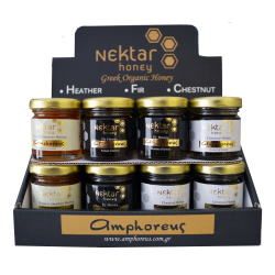 Organic Nektar Honey Stand