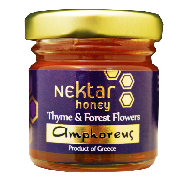Honey from Thyme and forest flowers 50gr
