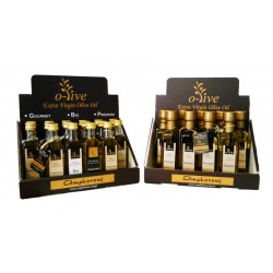 Olive Oil Display Bio - Gourmet - Premium