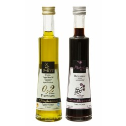 0,2 Premium Olive Oil & Balsamic Vinegar with Honey 50ml