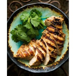 Spiced Grilled Chicken Breasts