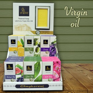 Fine Soaps Selection