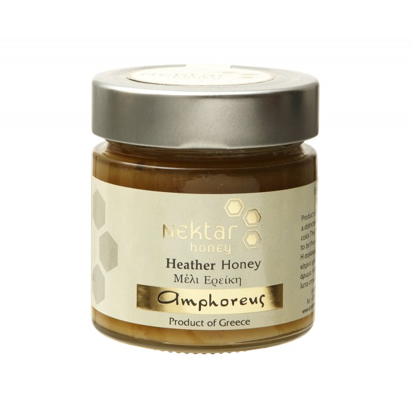 Organic Heather honey 285g